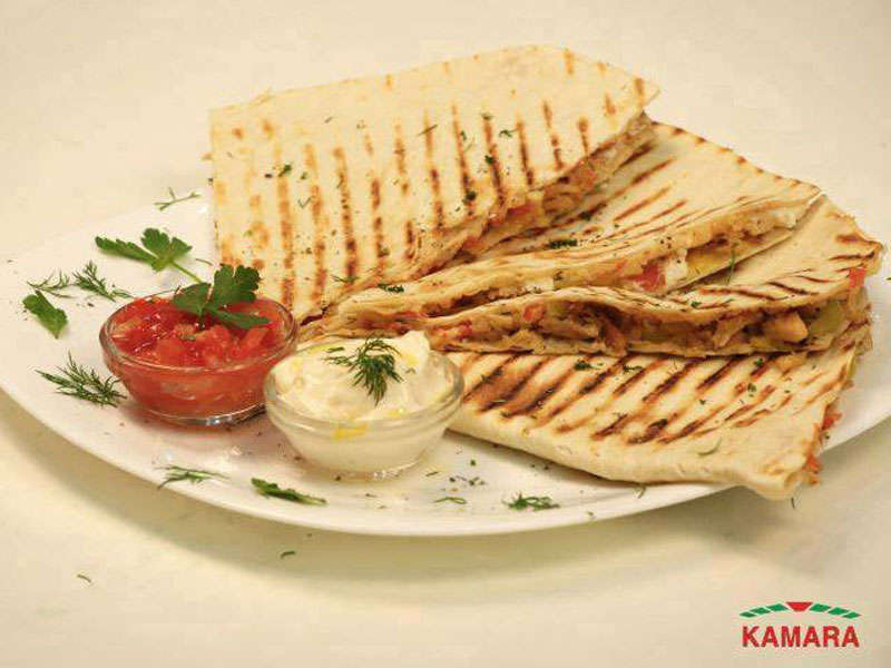Fast Food in Tirana Gjiro Kamara