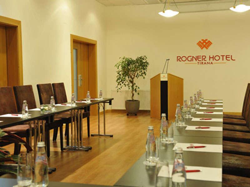 Rogner Hotel Tirana, Albania
