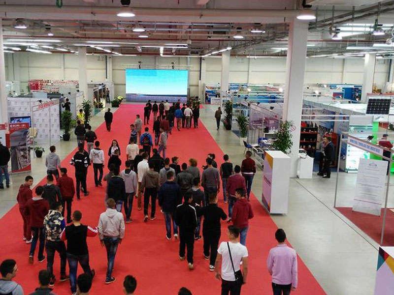 Tirana Expo Center albania