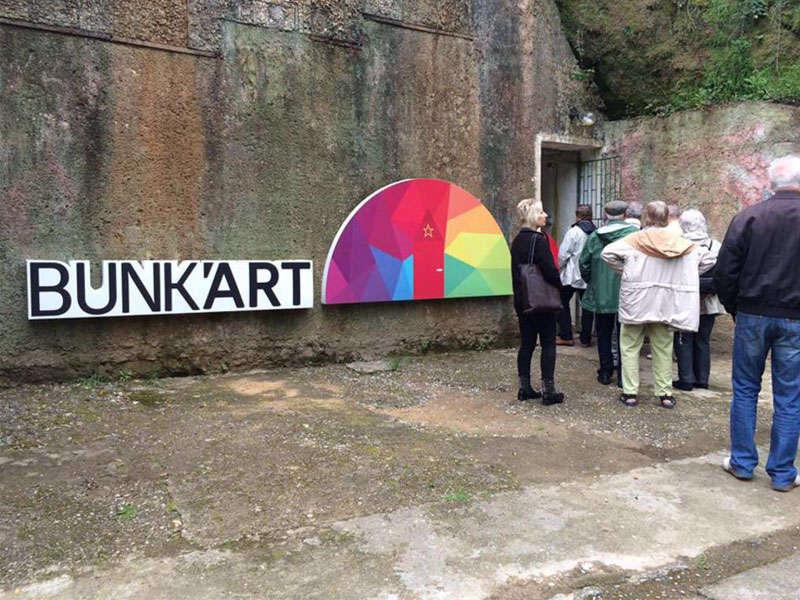 Bunkart in Tirana