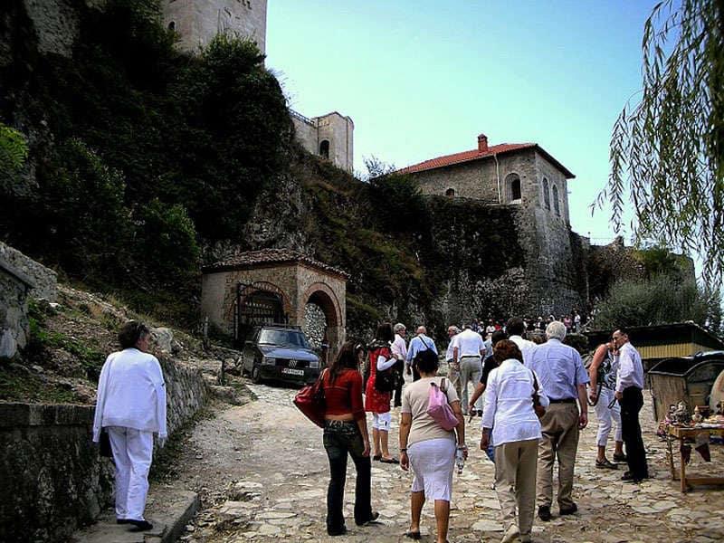 Kruja Tirana daytrips