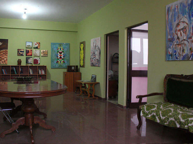 Accomodation in Milingona hostel in Tirana
