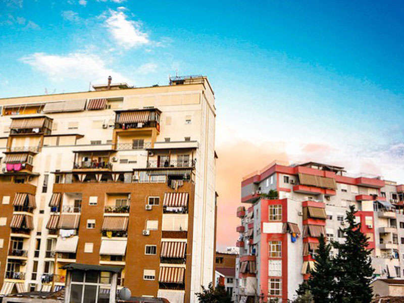 shpi al, Apartments in Tirana