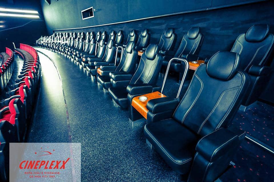 Cineplexx In Tirana