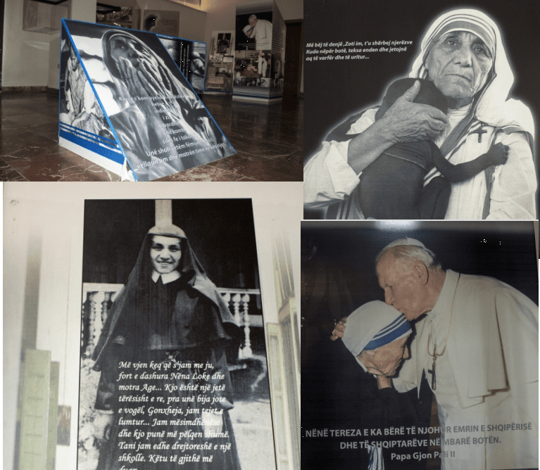 Spiritual tour of Mother Teresa
