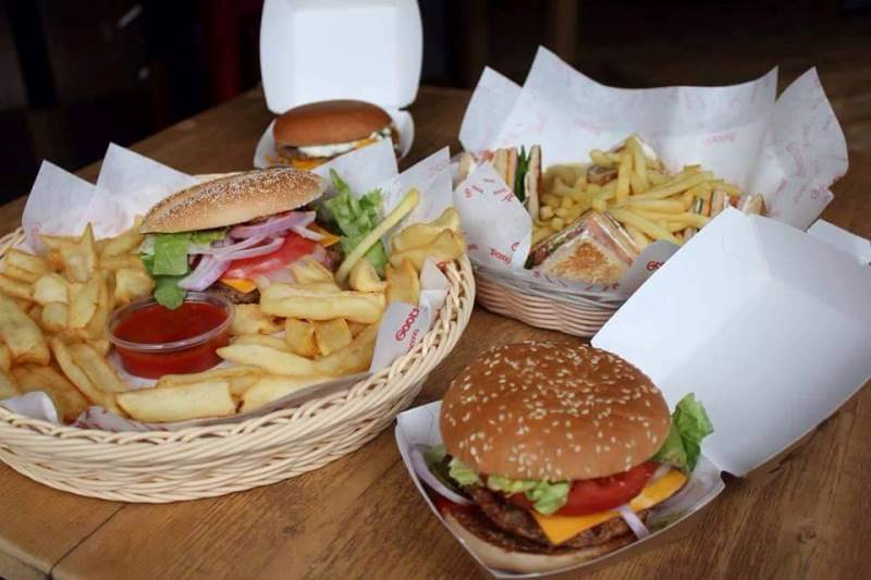 Goodys Burger House Tirana