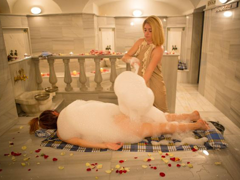 Velur SPA Wellness in Tirana