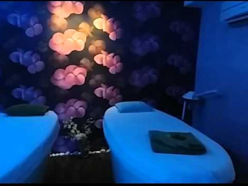 wellness ozon SPA Tirana
