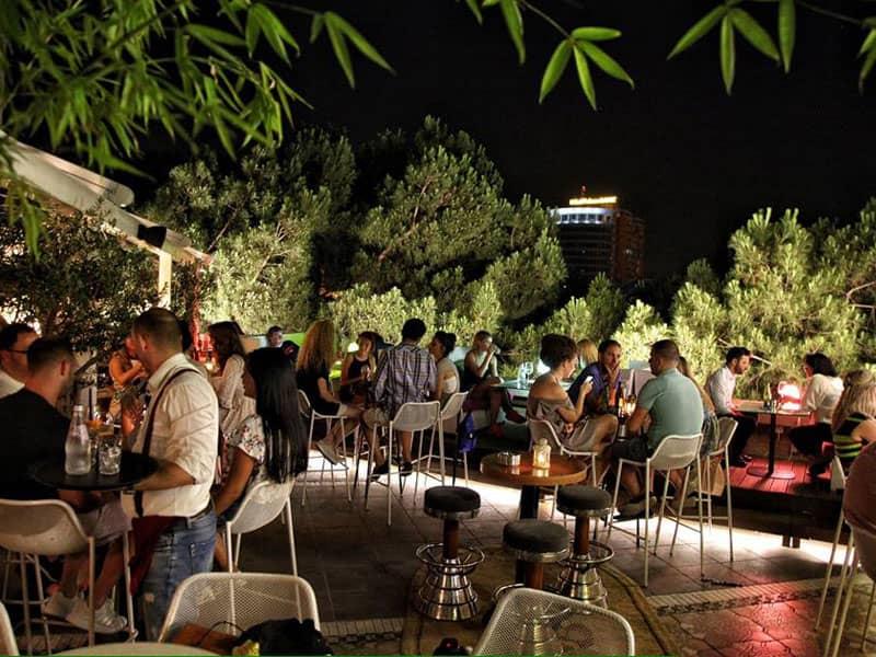 Tirana Alcora Bar