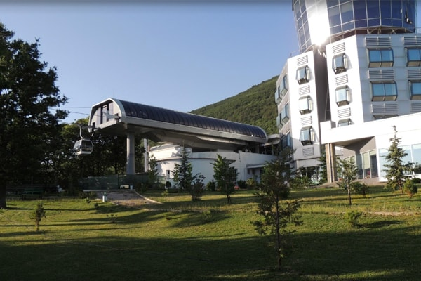 Dajti Tower Belvedere Hotel  Albania