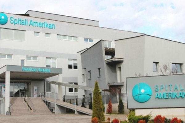 America Hospital Tirana Albania