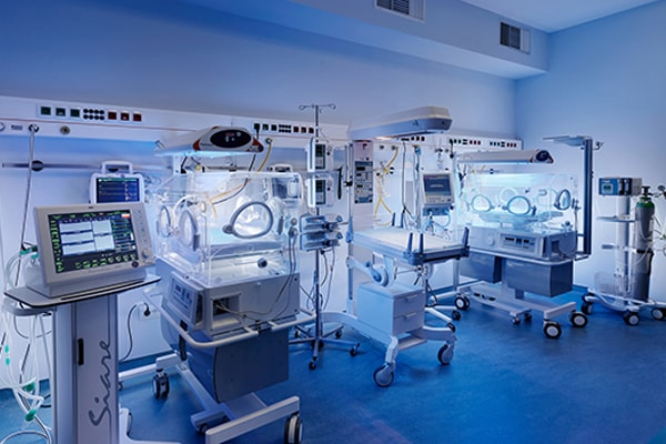 Hygeia Hospital in Tirana