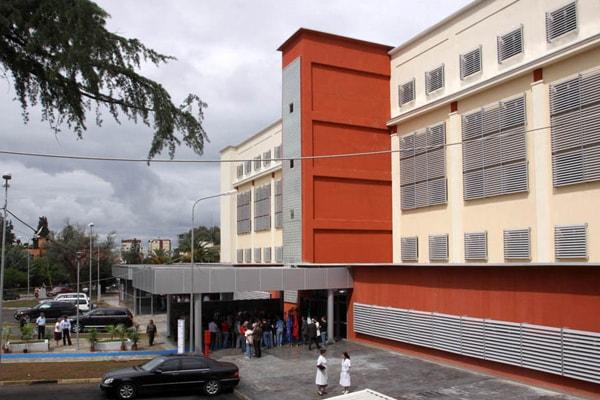 State Hospital in Tirana