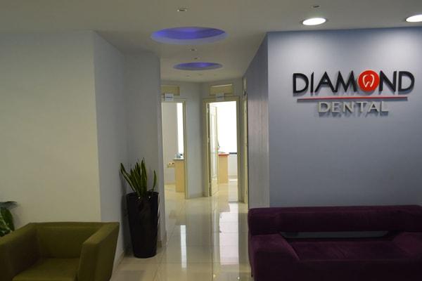 Diamond clinica dentale Tirana