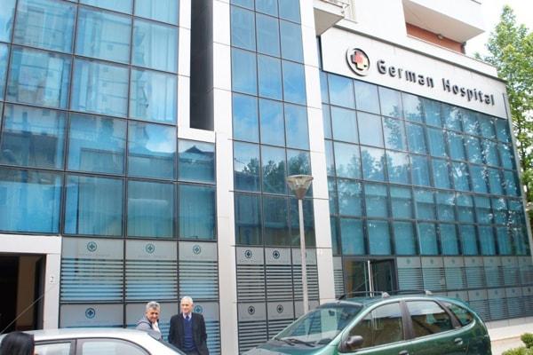 German Hospital Tirana Albania