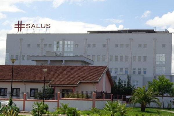 Ospedale  Salus Tirana Albania