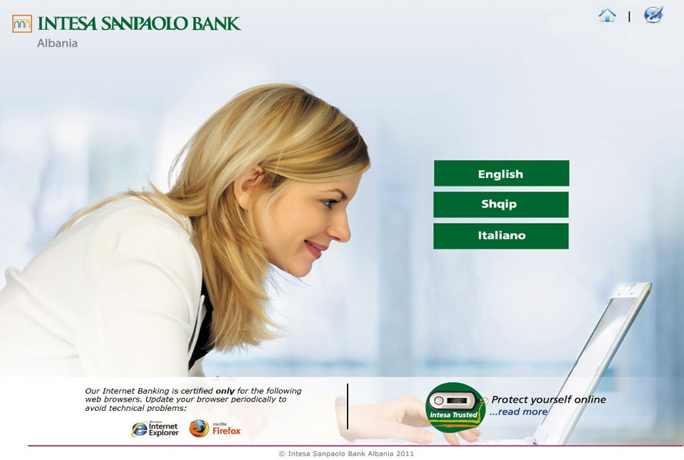 Intesa Sanpaolo Bank ne Tirane