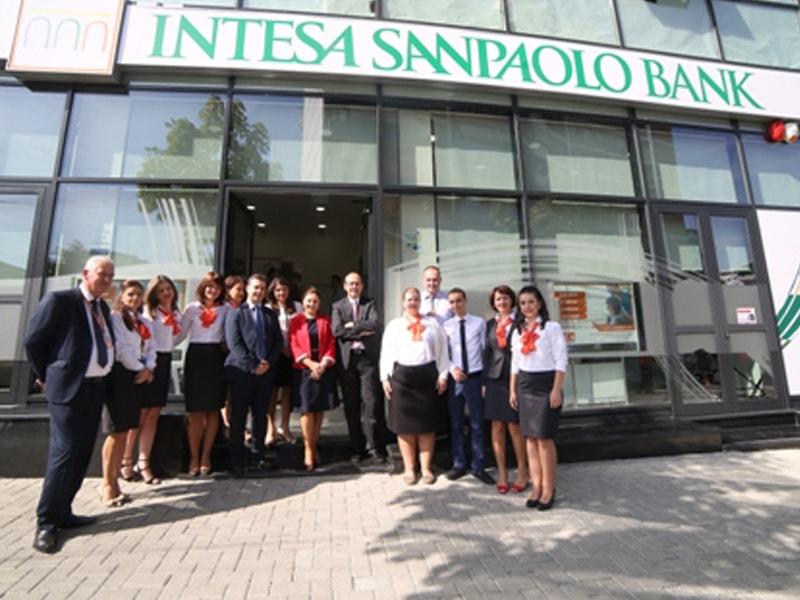 Intesa in Tirana Albania