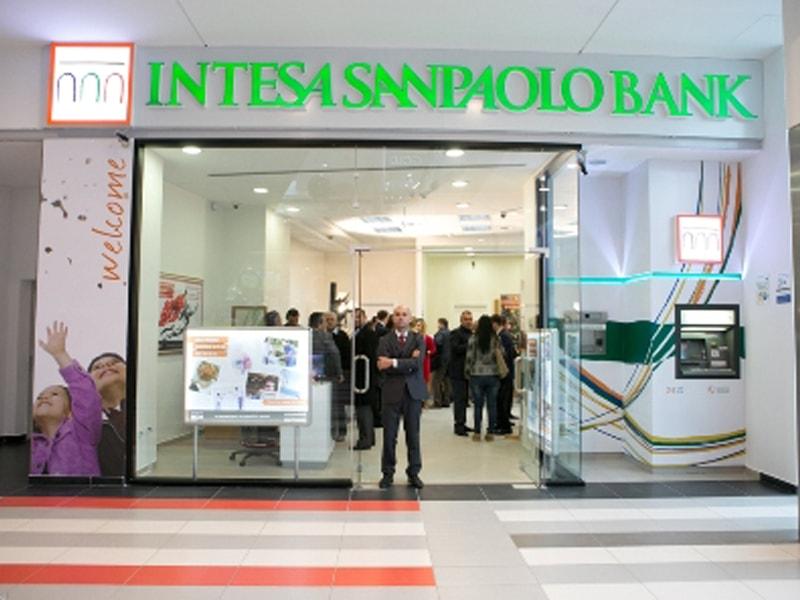 Intesa Sanpaolo bank Tirana Albania