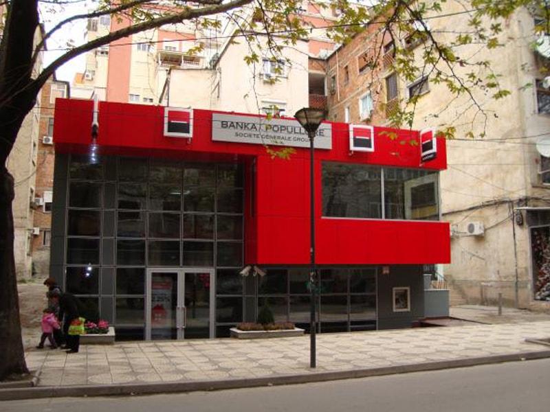 Societe Generale Albania Bank
