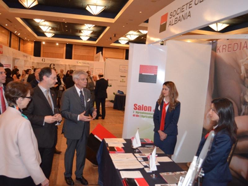 Societe Generale Albania banks