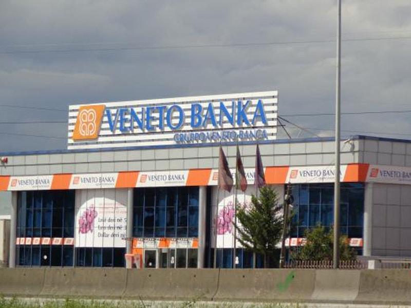 Veneto Banka in Albania