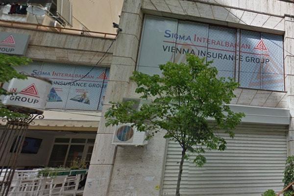 Sigma assicurazioni a Tirana