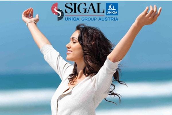 Sigal Insurance company in Tirana