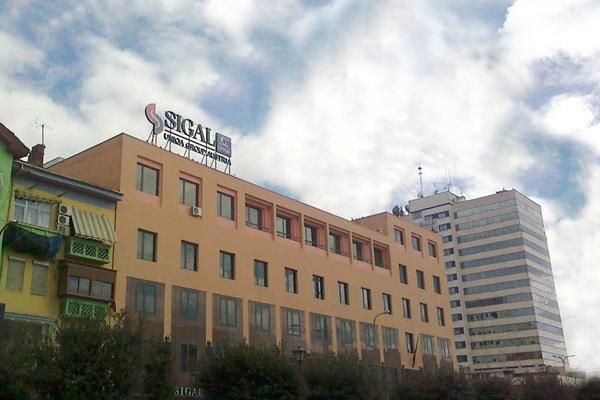 Sigal kompani sigurimi ne Tirane