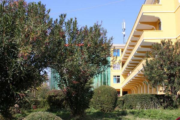 Sanatorium Hospital in Tirana