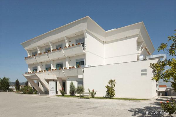 Hospital  Villa Maria  Tirana Albania