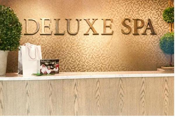 Deluxe spa a Tirana