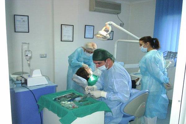 Italdent clinica dentale Tirana Albania
