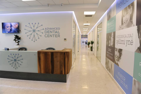 Advanced clinica dentale Tirana Albania