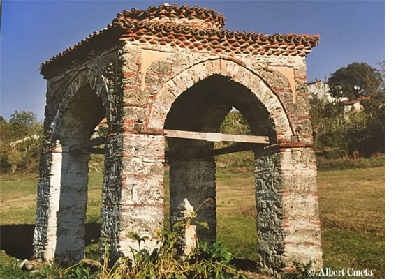 Bride Tomb Tirana