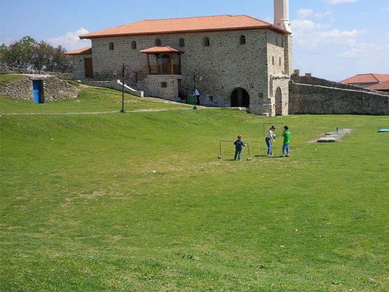 Preza Castle, Tirana, Albania
