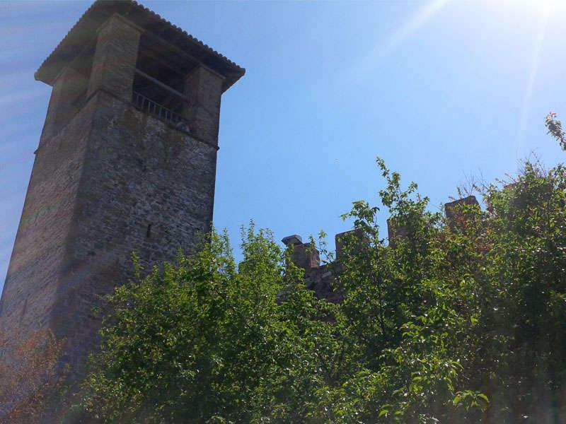 Tirana, Albania, Preza Castle