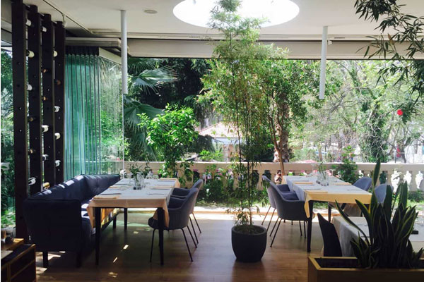 Top 5 restaurants in Tirana, Albania
