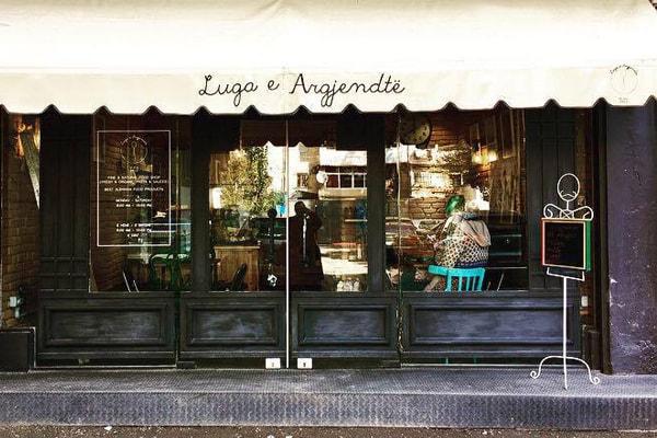 Luga e Argjendtë restaurant in Tirana