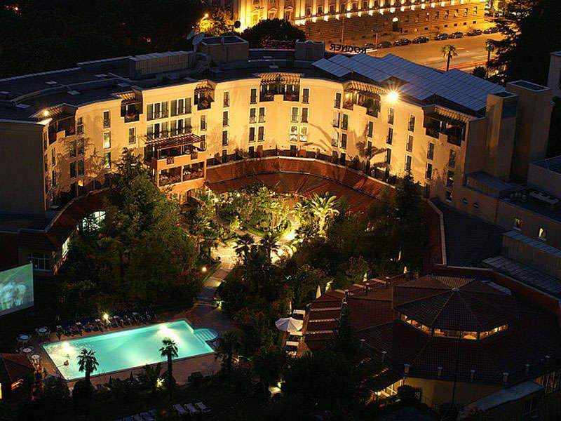 Hotel Rogner ne Tirane, Shqiperi