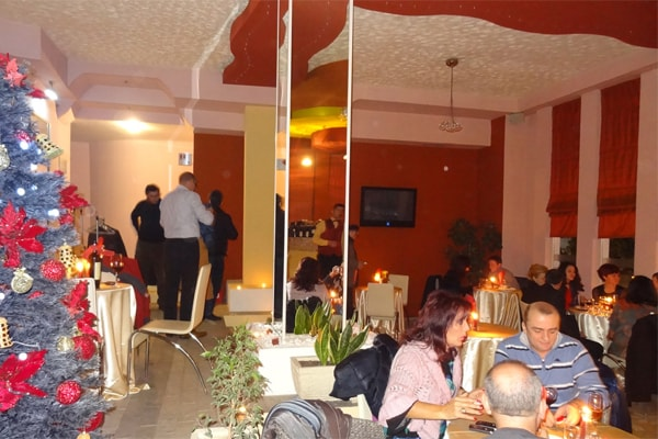 Hotel Theranda Bar in Tirana, Theranda bar in Tirana, Bars in Tirana, Tirana Bars, Eat and drink in Tirana
