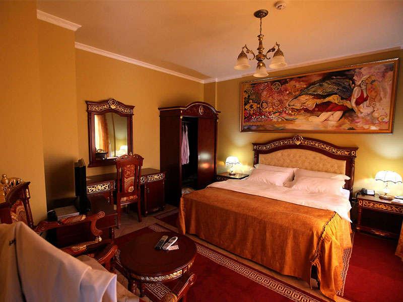 Dinasty Hotel in Tirana, Albania