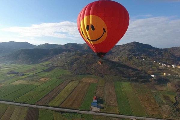 Trip with Hot Air Balloon Albania, hot air balloon tour in Tirana Albania, trip with hot air balloon in Tirana, tours in Tirana, daytrips in Tirana, Tirana tours, excursion in Tirana, explore Tirana, outdoor tours Tirana