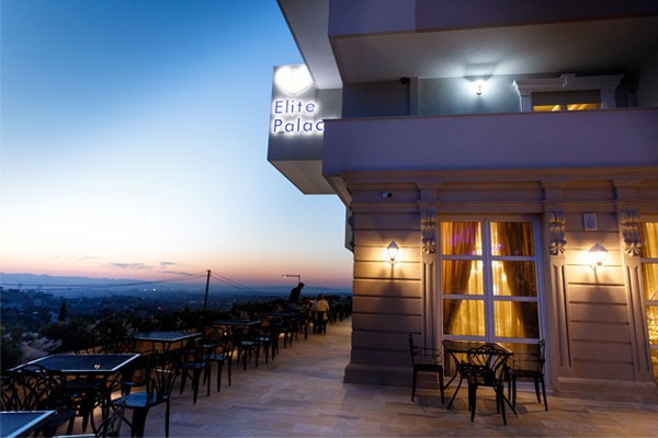 Elite Palace Hotel ne Tirane, hotelet me te mira ne Tirane, hotel luksoz ne Tirane