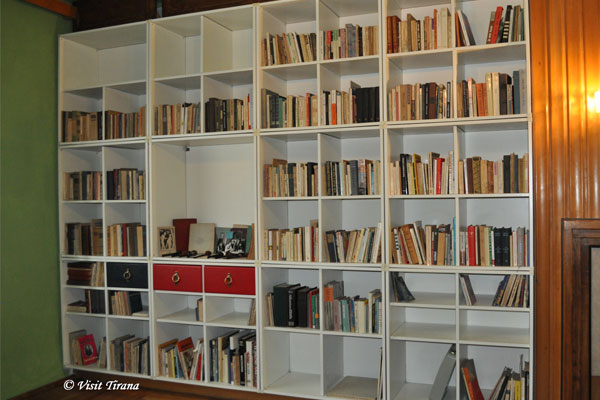 The house museum of Ismail Kadare in Tirana, house museum tirana, ismail kadare house in tirana, museums in tirana