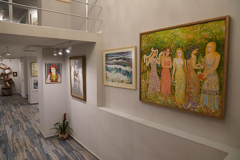 Gallery 43, Galleries in Tirana, Gallery 43 in Tirana, personal gallery in Tirana