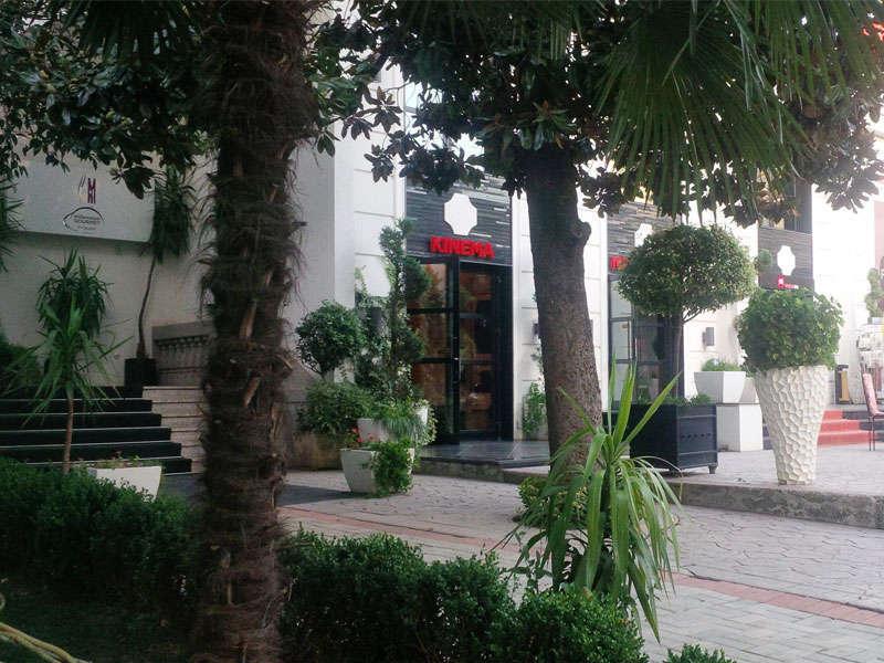 Millenium Cinema a Tirana