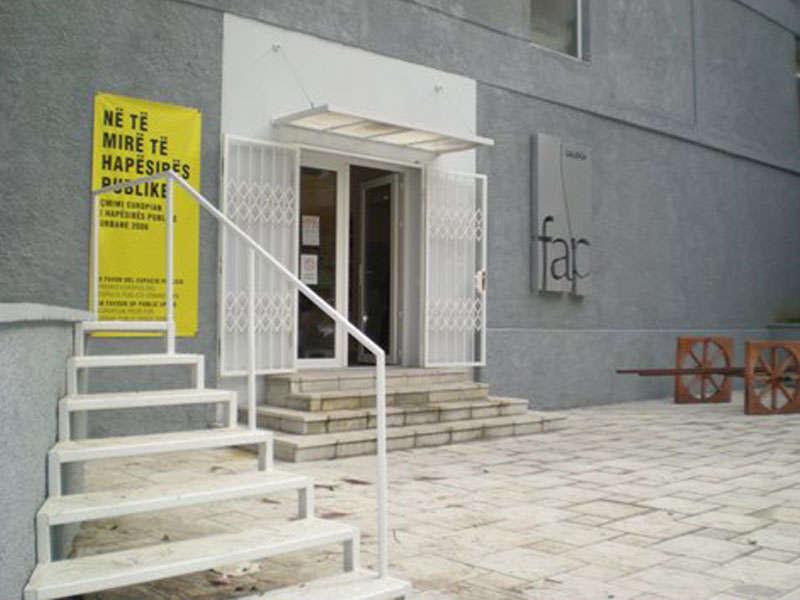 Fab Gallery Tirana, Tirana Art Gallery