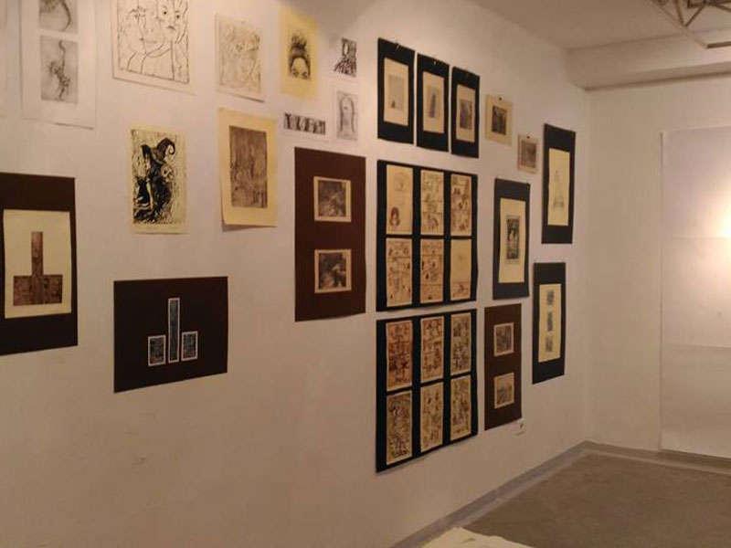 Galeria FAB Tirane, galeri arti ne Tirane