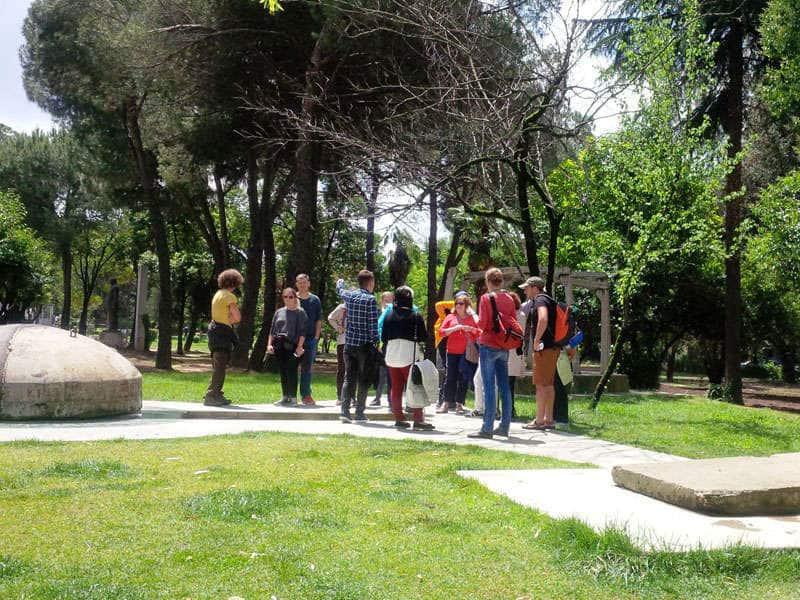 Postbllok (Checkpoint) Tirana, Communism memorial Tirana